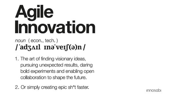 Definition Agile Innovation