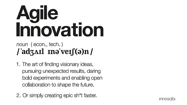 Definition Agile Innovation