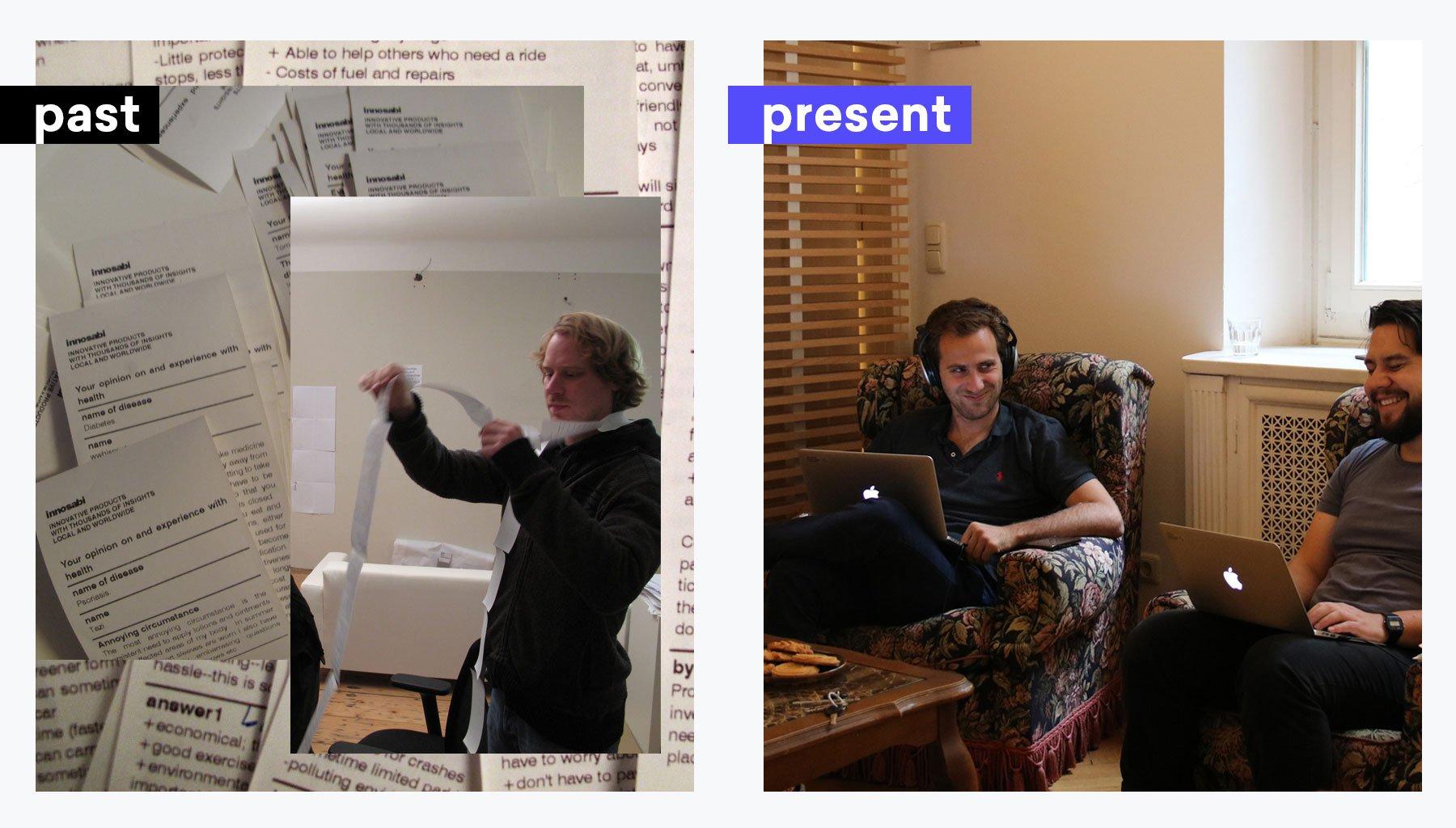 past-present-innosabi-work
